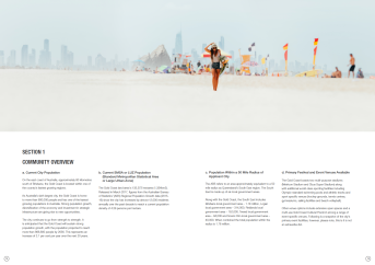 City of Gold Coast's IFEA submission interior spread